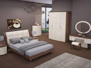 комплект спални мебели