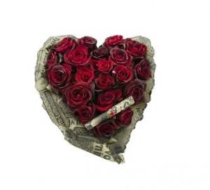 цветя за любимата